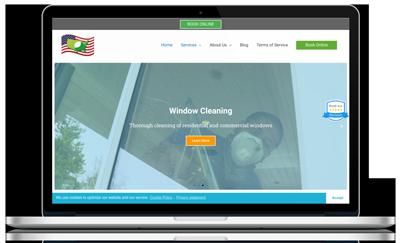 Página Web - Posicionamiento - Green USA Cleaning