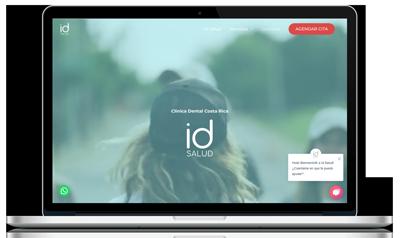 Página Web - Posicionamiento - Google Ads -idSalud